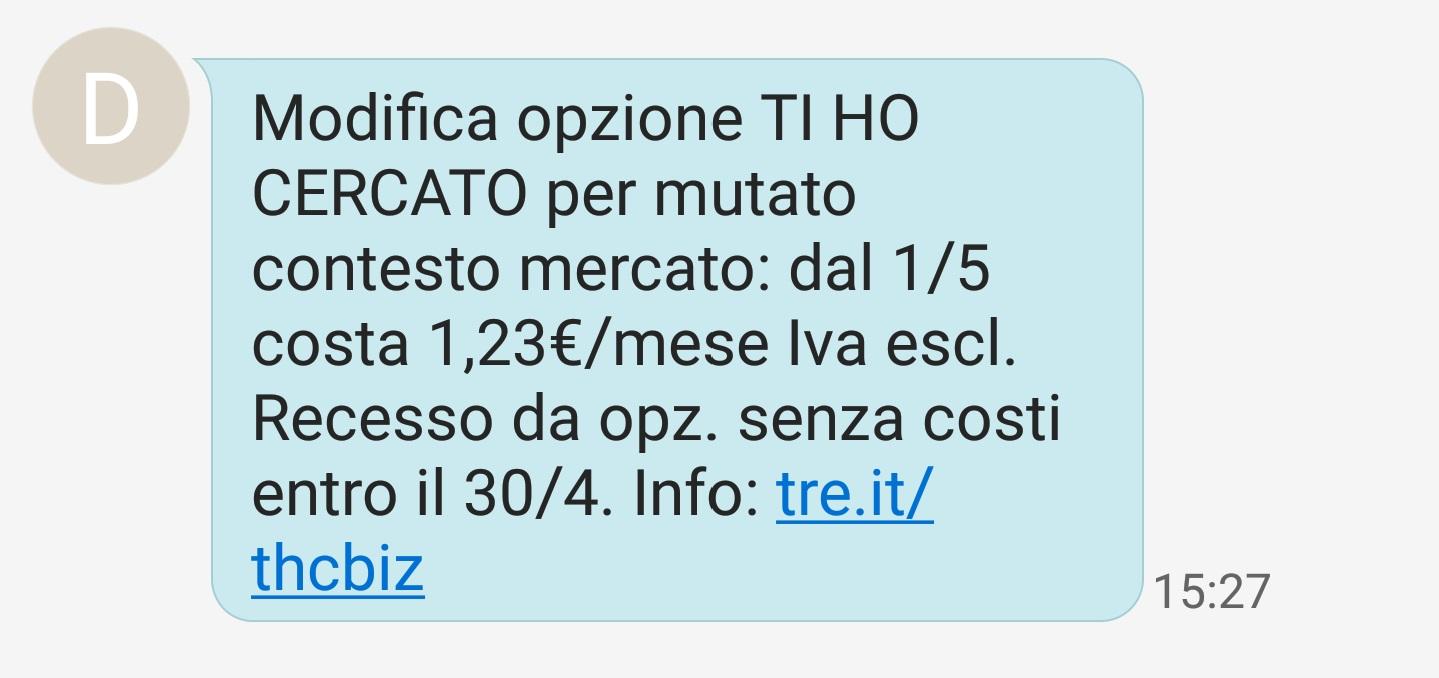 save off 8c432 9e61b 3 Italia: come disattivare il Ti ho cercato, quali ...